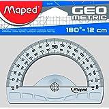 Geometric 180â °/rapporteur d'angle 12cm [242180]