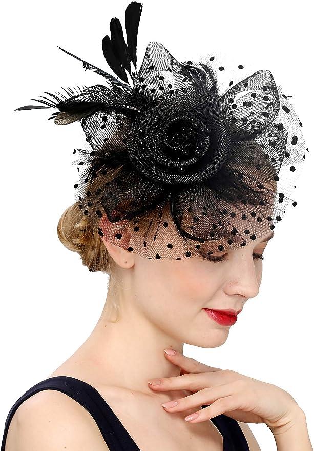 Headpiece Fascinator Flower fascinator Flower headpiece Derby hat Ascot hat Kentucky Derby hat Boho headpiece SALE