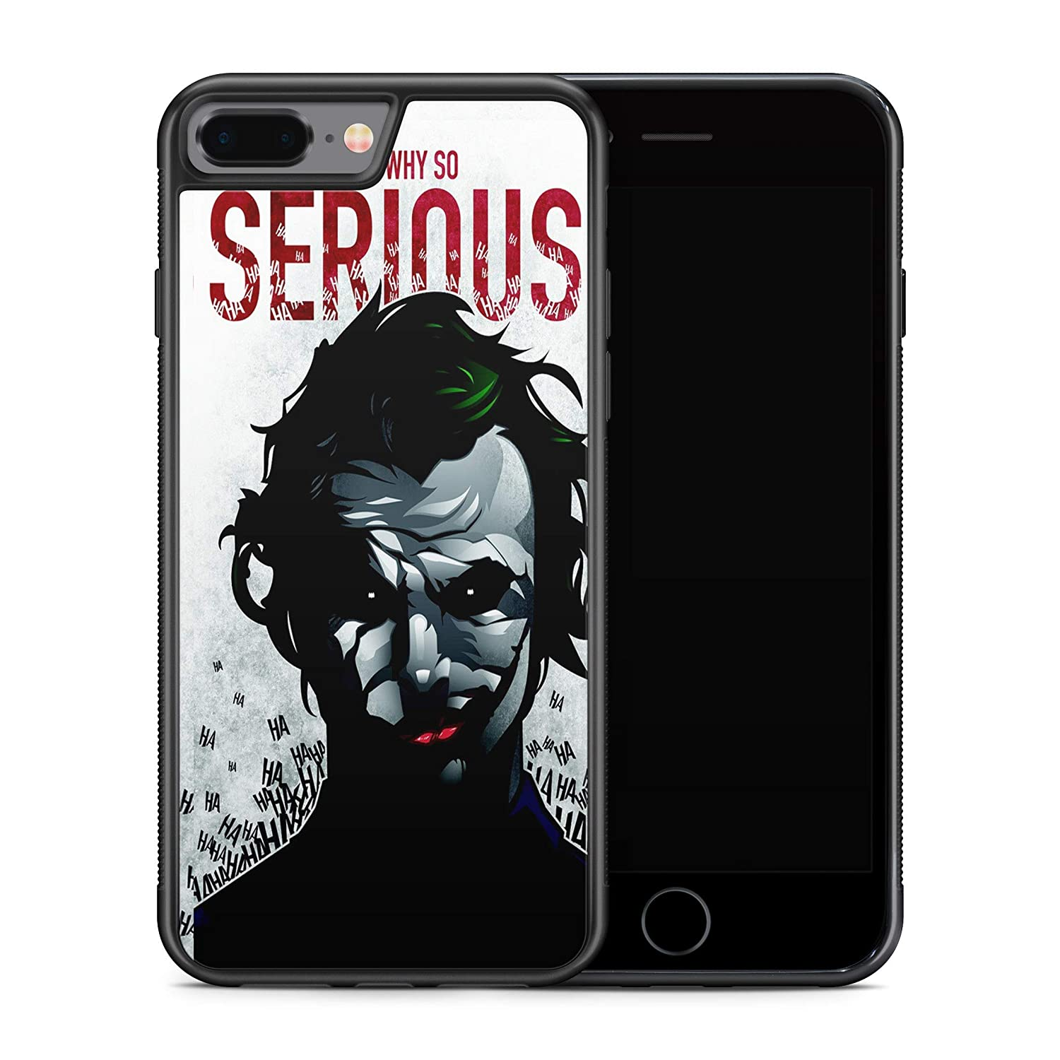 Why So Serious joker iphone case