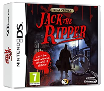 Real Crimes: Jack the Ripper (Nintendo DS): Amazon co uk: PC