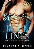 Black Eyes & Blue Lines: A Slapshot Novel (Slapshot Series Book 2)