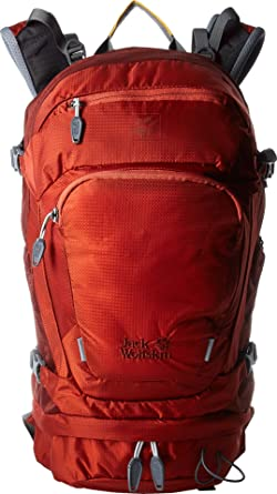 56898392b5 Jack Wolfskin Satellite 22 Womens Hiking Backpack: Amazon.co.uk: Sports &  Outdoors