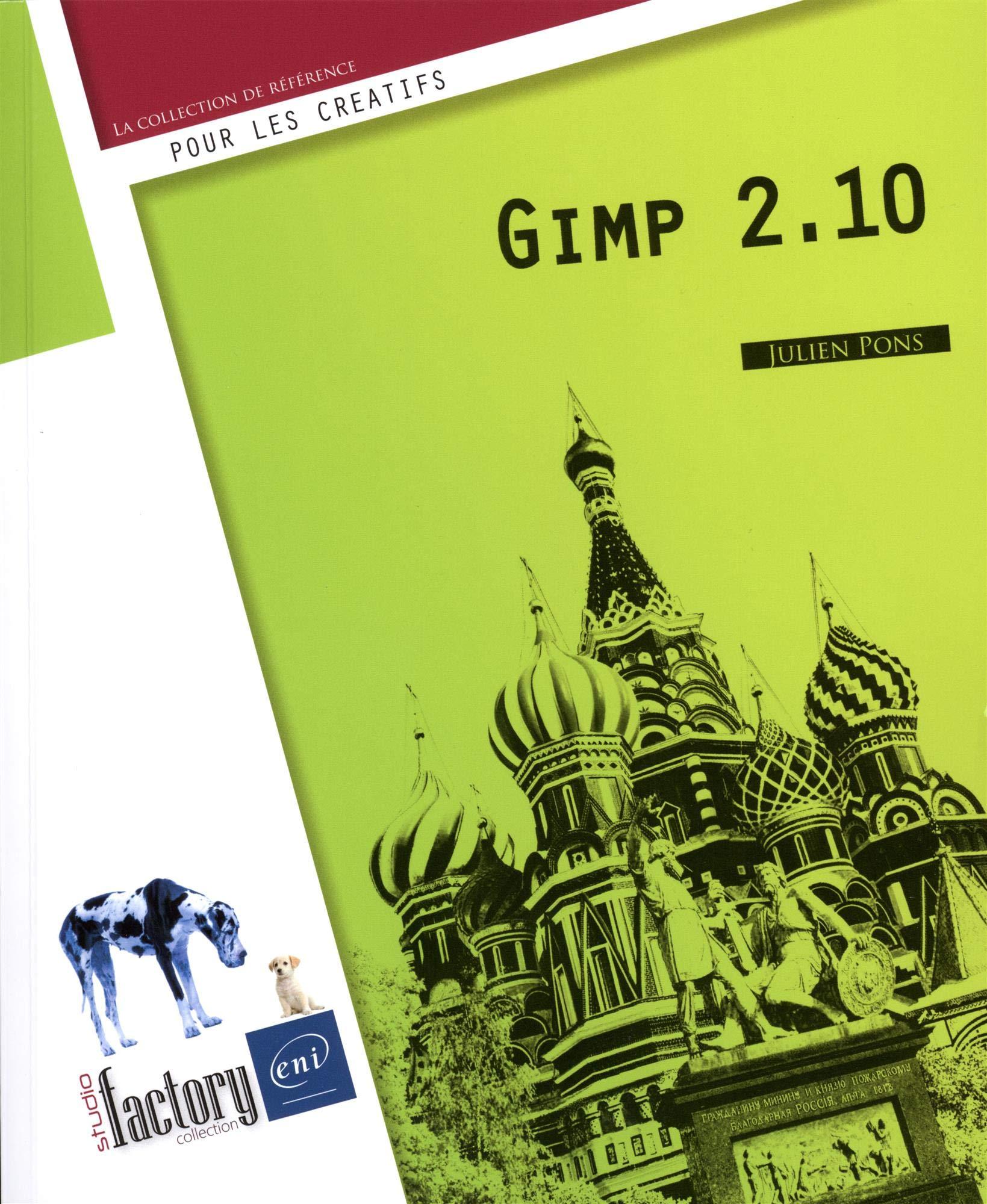 Amazon Fr Gimp 2 10 Pons Julien Livres