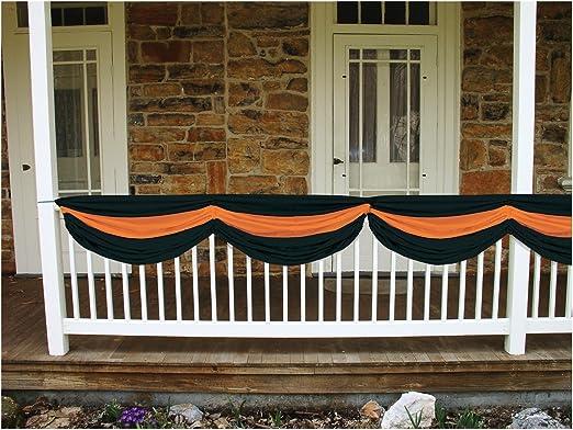 orange Indoor//Outdoor Pennant Banner 1//Pkg 1 count Party Accessory