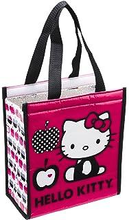6f6f6aa98b Amazon.com  Vandor 18073 Hello Kitty Large Recycled Shopper Tote ...