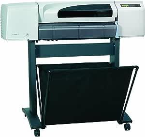 HP DesignJet 510 - Plotter (pantalla, 2400 DPI), blanco y negro: Amazon.es: Informática