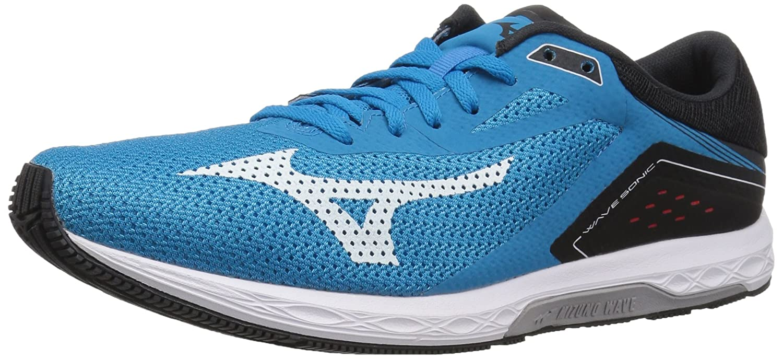 cf343a679734 Amazon.com | Mizuno Men's Wave Sonic Running Shoes | Road Running