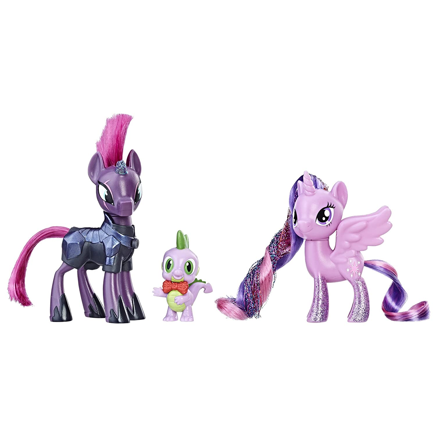 My Little Pony The Movie mega Collection Tempest Shadow Main 6 twilight sparkle