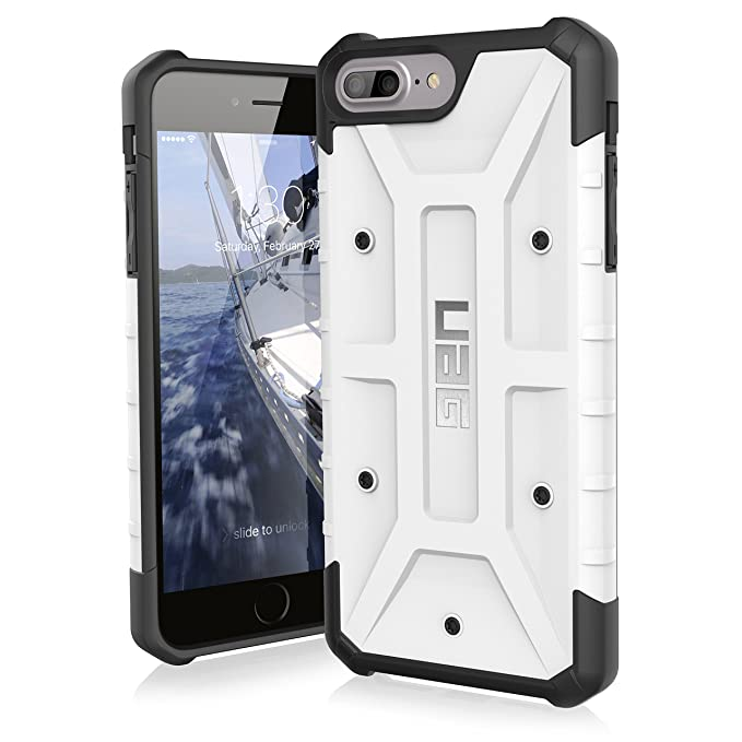 newest 74ca3 c52ad Amazon.com: URBAN ARMOR GEAR [UAG] iPhone 8 Plus/iPhone 7 Plus ...