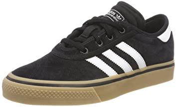 the best attitude c4541 553c7 adidas Mens Adi-Ease Premiere Skateboarding Shoes, (Core BlackFootwear  White