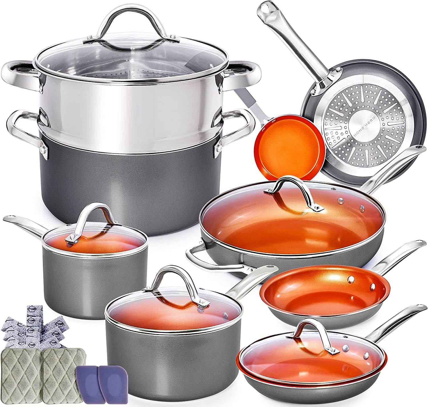 The Top 10 Best Induction Cookware Review