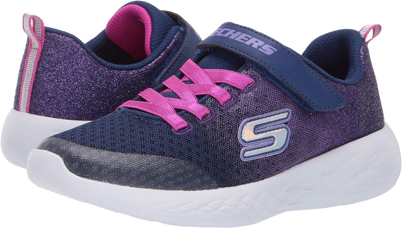   Skechers Kids Girl's GO Run 600 SPRINKLE Splash