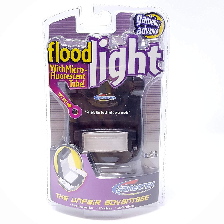 Radica Gamester Flood Light for Game Boy Advance: Video Games