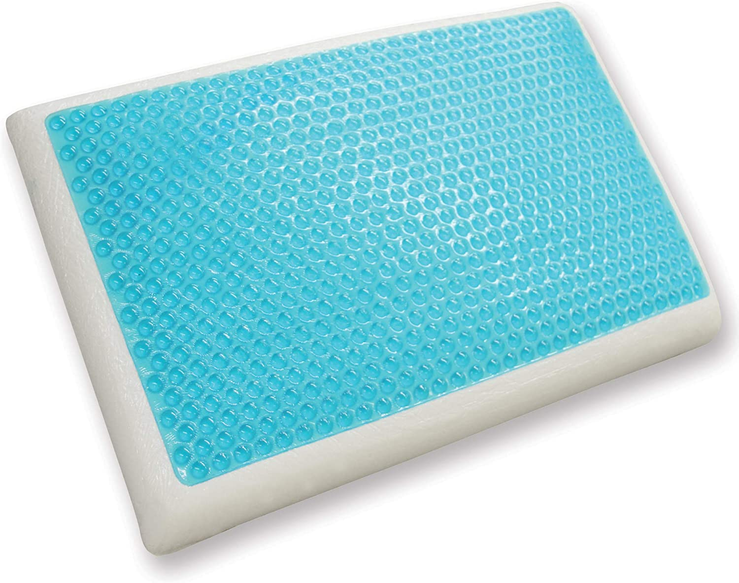 Memory Foam Cooling Gel Pillow ,For A