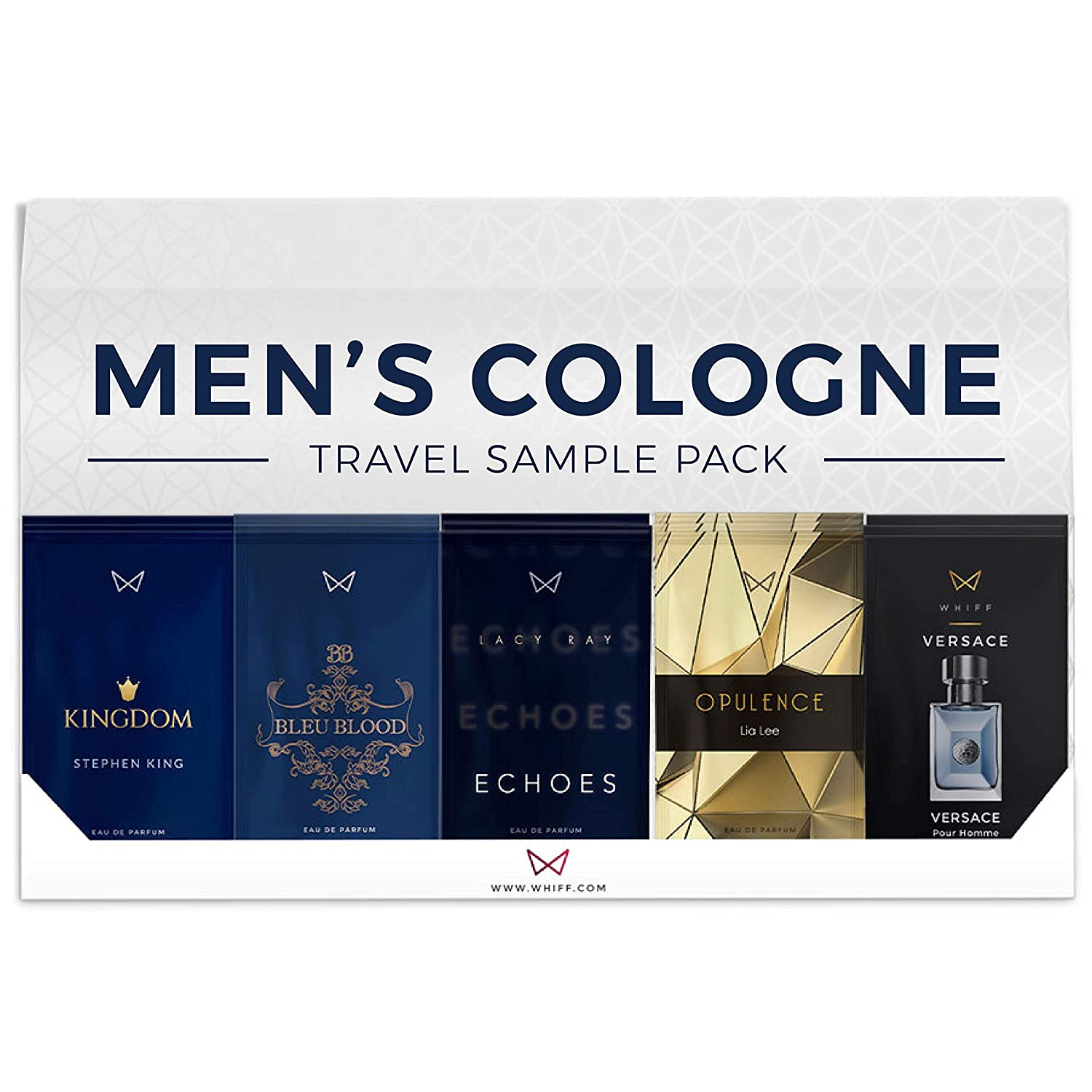 #1 Mens Cologne Sample pack 15x Designer perfumes and fragrances