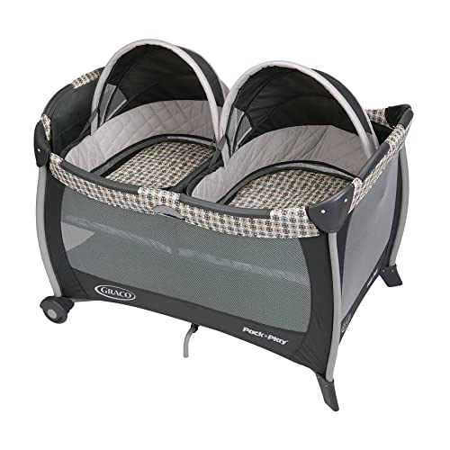 Graco Pack 'N Play with Twins Bassinet Review