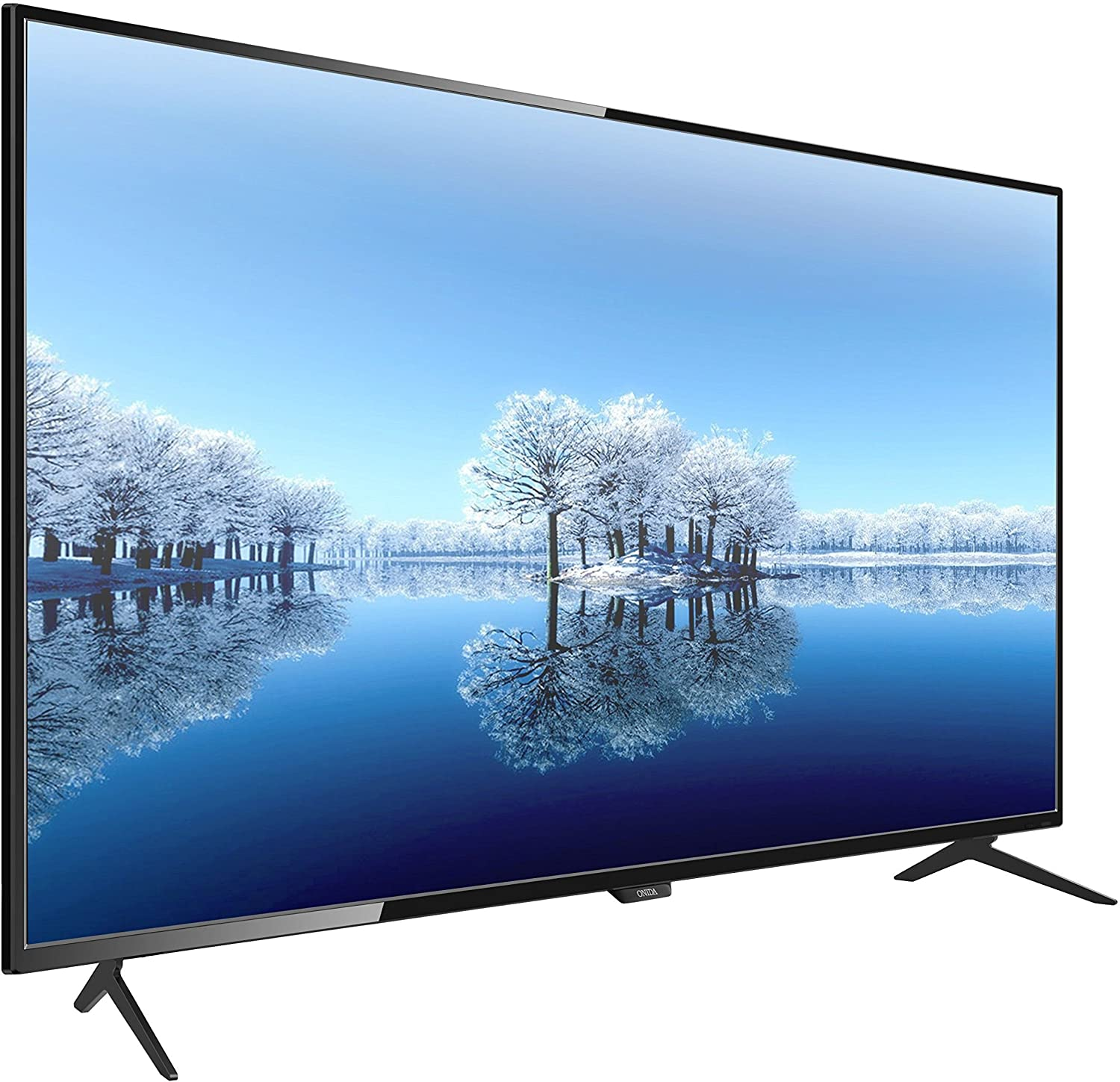 Best 55 inch 4K TVs in India under 60,000 - TCL L55P2MUS Android M 4K UHD LED Smart TV