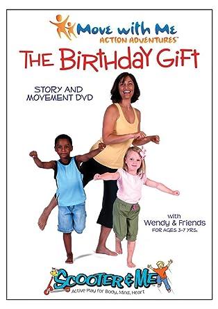 Amazoncom Kids Yoga Dvd The Magic Scooter Aka Birthday Gift