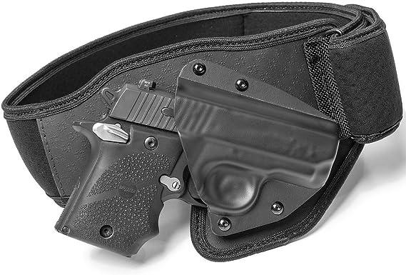 Taktische Pistole Armee Unsichtbare Bauch Taille Band für Gun Holster Gürtel n