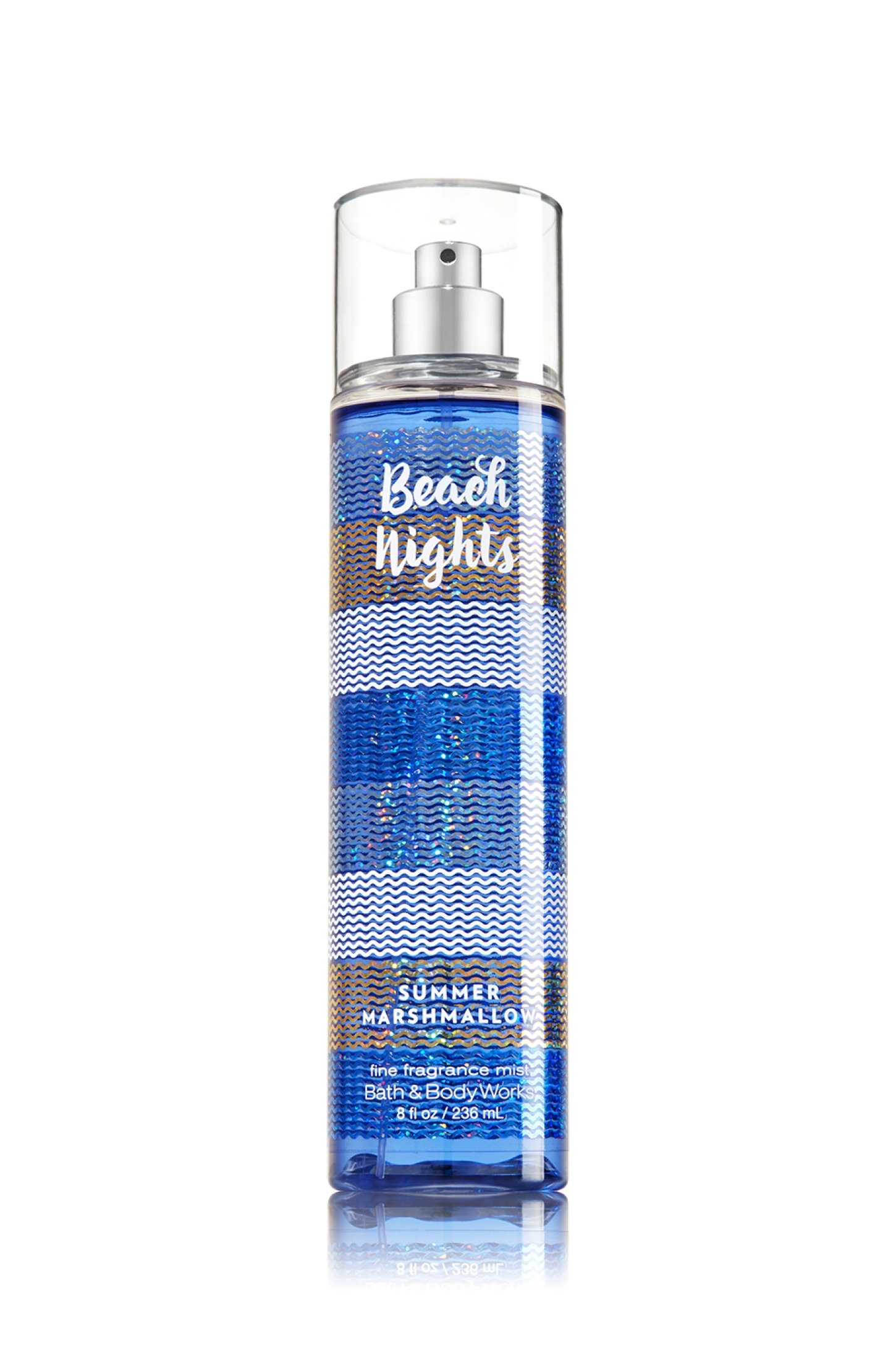 Amazon.com : Bath and Body Works Beach Nights Summer Marshmallow ...