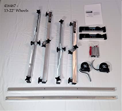 Wheel Alignment Tools >> Quicktrick Wheel Alignment Portable 4th Gen Slider Kit 13 22 Wheels