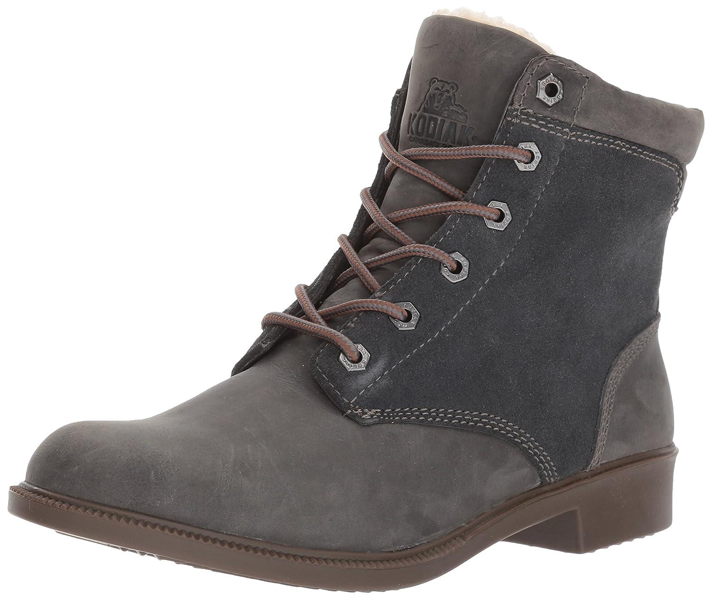 Grey Kodiak Women's Classic Fleece Ankle Boots