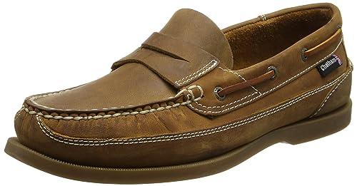 Zapatos marrones Chatham Marine para hombre 3t5Os