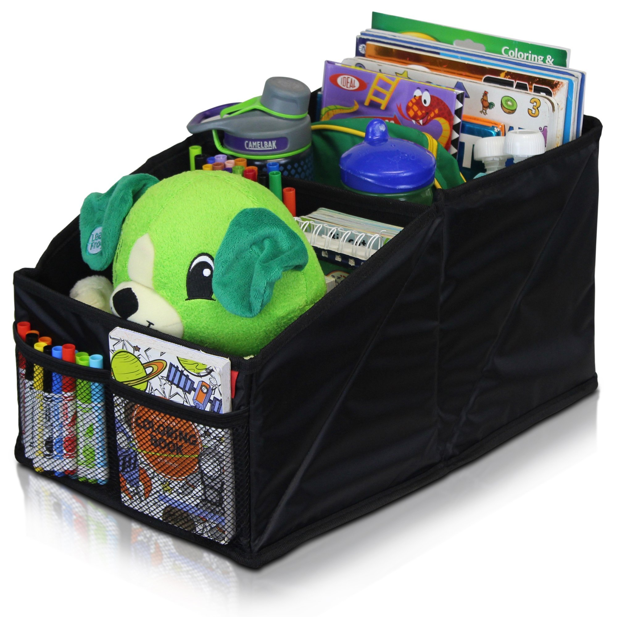 Toy Car Back Seat Organizer : Amazon xl car seat organizer for kids