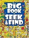 Big Book of Seek & Find (Children's Activity Book)
