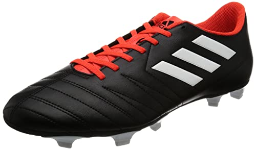 scarpe adidas rosso nere da calcetto