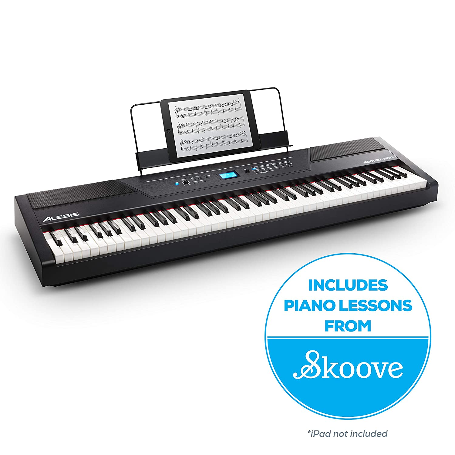 Top 10 Best Digital Piano with Weighted Keys (2020 Updated) 6