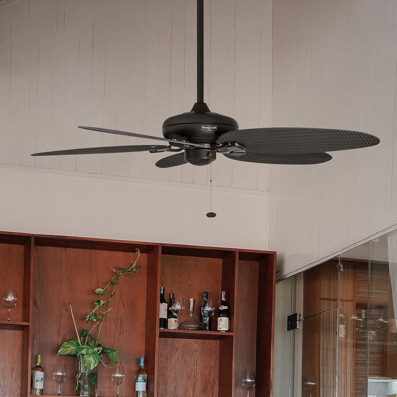 Ventilador de techo Honeywell Duvall de 1,32 m: Amazon.es ...