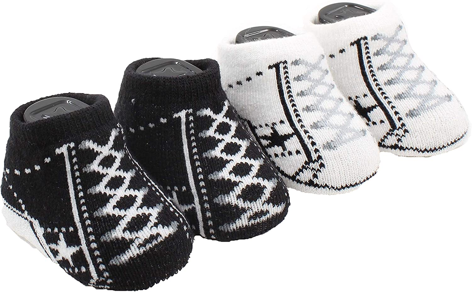 Converse One Star Infant Booties Socks