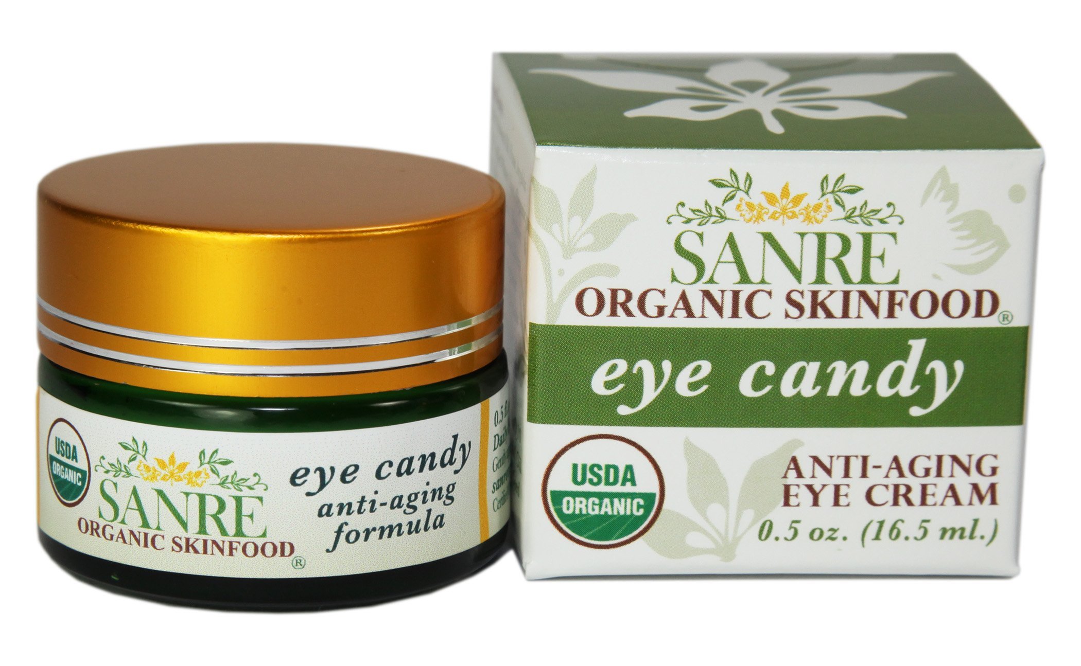 Lavender Dream Antioxidant & Firming Night Cream - 1.1 oz. by SanRe Organic Skinfood (pack of 3) Natures Beauty Works Sensitive Skin Make Up Remover Towelettes, 30 Ea, 2 Pack
