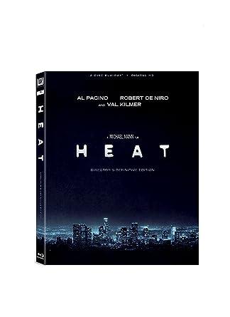 Heat DirectorS: Definitive Edition [Edizione: Stati Uniti] [Italia] [Blu