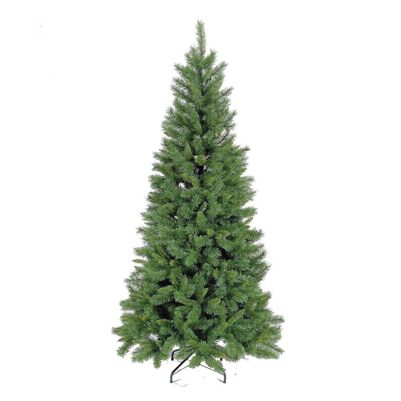 5ft/150cm New Duchess Spruce Slim Green Artificial Christmas Tree