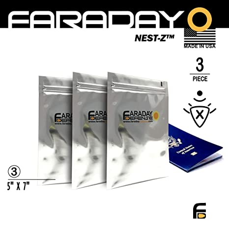 Jaula de Faraday Emp/ESD bolsas Premium juego de grosor & Heavy ...