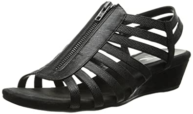 8a653aa906 Amazon.com | Aerosoles A2 Women's Yetaway Wedge Sandal | Platforms ...