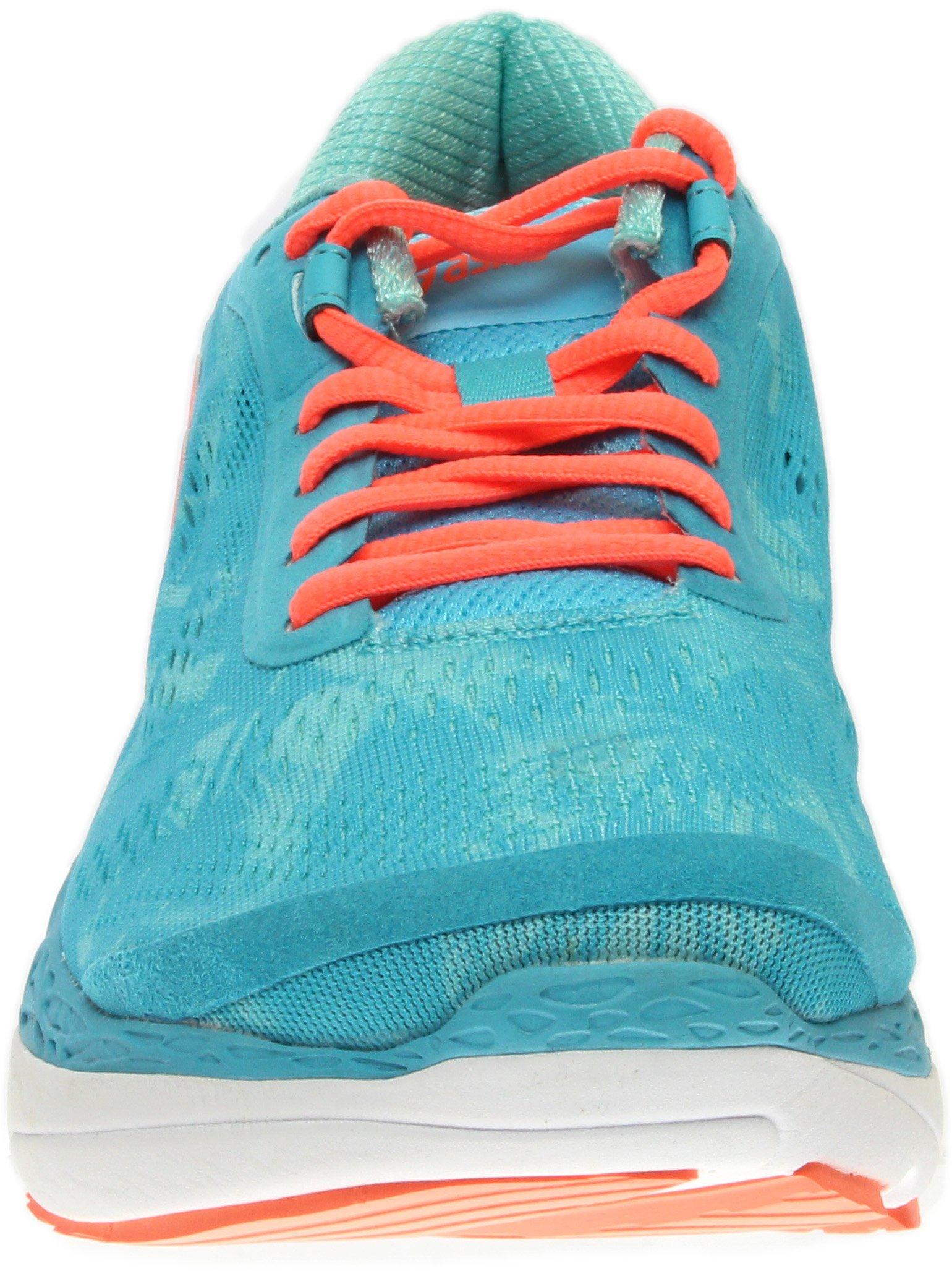 ASICS Women's 33-M 2 Running Shoe, Aquarium/Flash Coral/Aruba Blue, 9.5 M US by ASICS (Image #5)