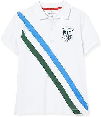 Hackett London Sash B Camisa Polo para Niños