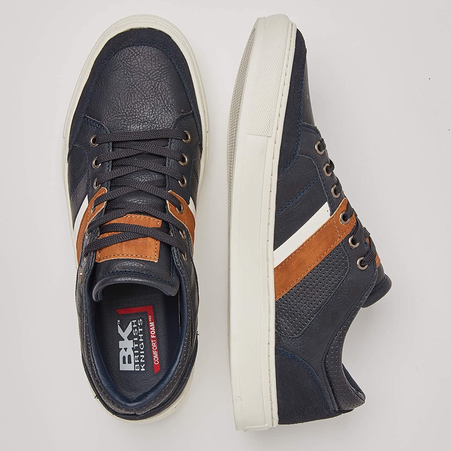 British Knights Cove, Sneakers Basses Homme: