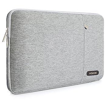 HSEOK 13-13,3 Pulgadas MacBook Air (2015-2017) Funda Protectora para Ordenadores Portátiles PC Bolsa para la mayoría de Las Laptop de 13-14 Pulgadas Surface ...