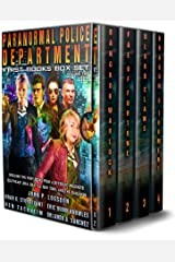 Paranormal Police Department First Books - VOLUME TWO: Southeast Asia, Seattle, New York, Badlands Kindle Edition
