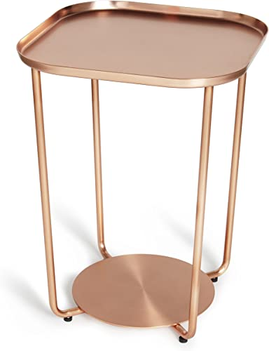 Umbra Annex Side Table, Copper