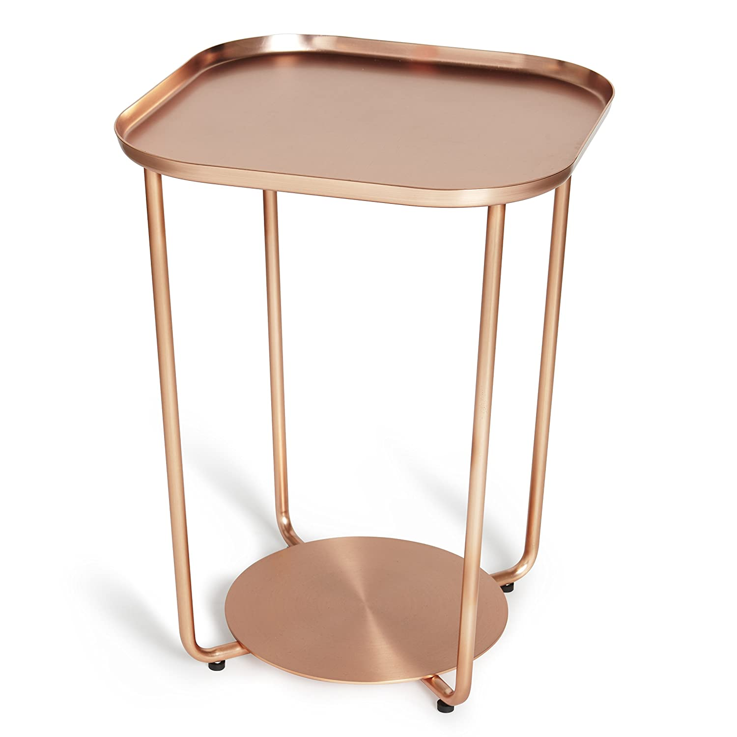 Amazon.com: Umbra Annex Side Table, Copper: Kitchen & Dining