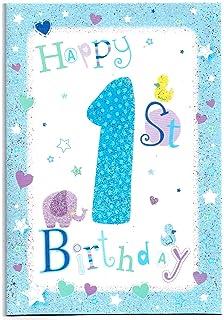 Geburtstagskarte fur 1 geburtstag