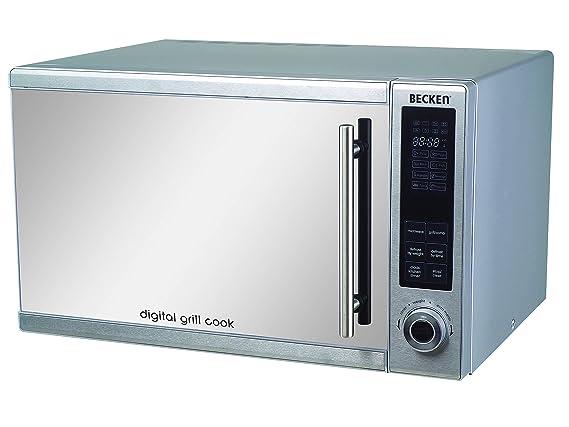 Becken AC930AMS - Microondas grill dgc ix acero inoxidable: Amazon ...