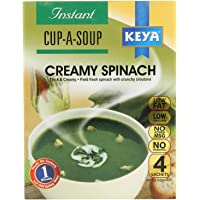 Keya Creamy Spinach Cup-A-Soup