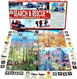 Family Pastimes Search and Rescue - A Co-operative Adventure Game