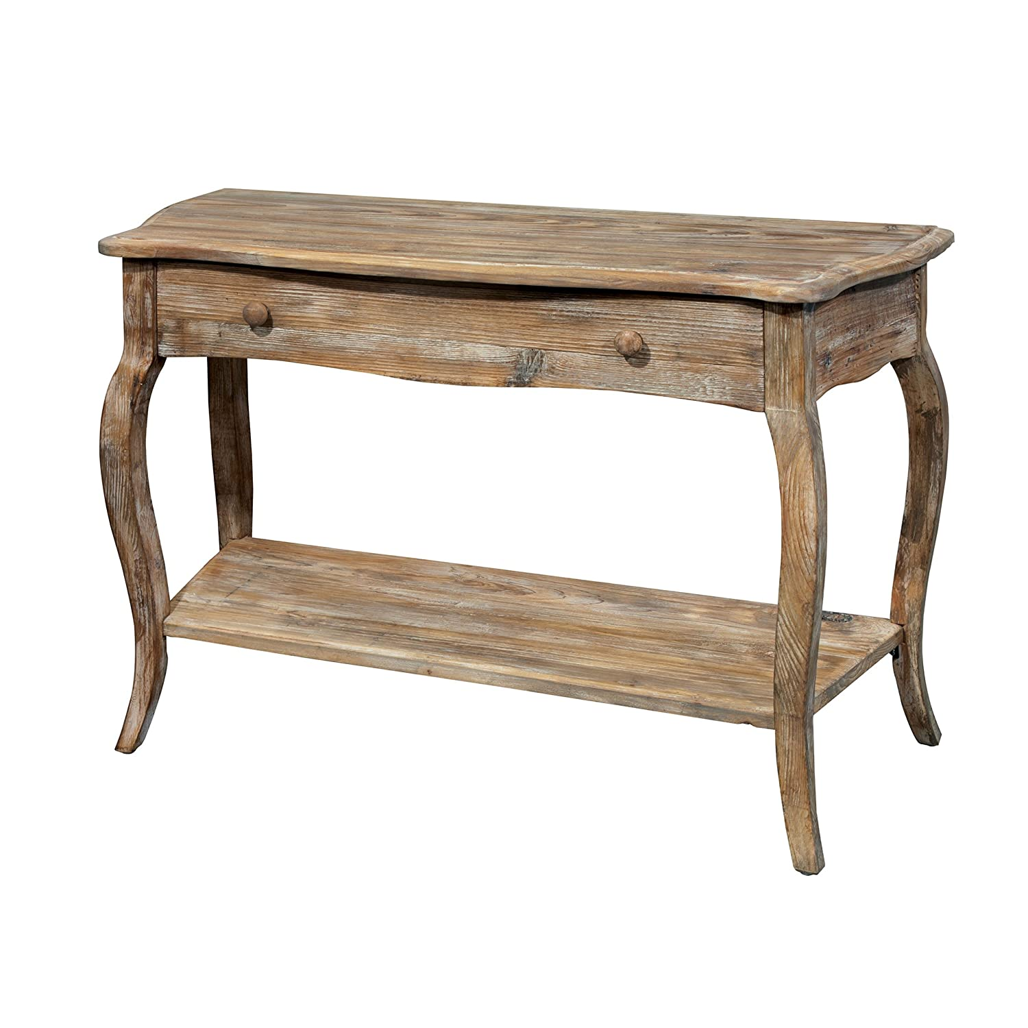 Groovy Austerity Reclaimed Wood Console Table With Open Shelf Driftwood Ibusinesslaw Wood Chair Design Ideas Ibusinesslaworg